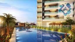 Título do anúncio: Apartamento à venda, 90 m² por R$ 780.000,00 - Guararapes - Fortaleza/CE