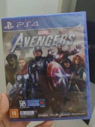 Jogo Ps4 Avengers