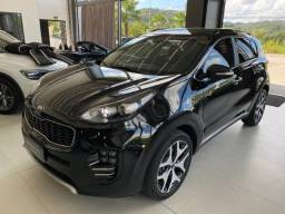 Linda Kia Sportage EX2 2.0 Aut. 2019 Top de Linha Unica dona