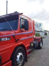 Vendo Scania 113H 1993 Todo Revisado Com Ar Condicionado