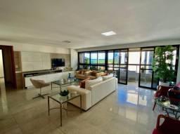 Apartamento na Ponta Verde, 157m²; 3 suites; varanda