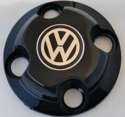 Título do anúncio: Jogo calotas centro roda original VW de ferro