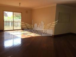Apartamento com 4 dormitórios para alugar, 206 m² por R$ 4.500,00/mês - Jardim - Santo And