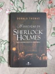 Livro A Execução de Sherlock Holmes
