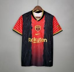Camisa Barcelona 21/22