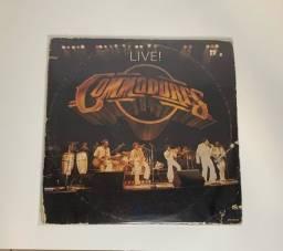 Disco de vinil The Commodores - Raridade
