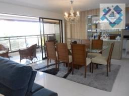 Título do anúncio: Apartamento com 3 dormitórios à venda, 170 m² por R$ 1.300.000 - Guararapes - Fortaleza/CE
