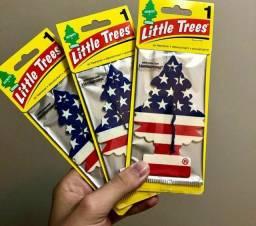 Título do anúncio: Cheirinho little trees aromatizante automotivo