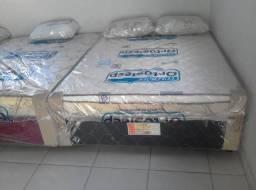 Título do anúncio: Cama box so aqui as mellhores camas pra voce ligue ja