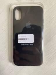 Capa iPhone X Original, sem uso!!