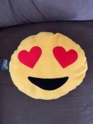 Emoji grande de pelúcia