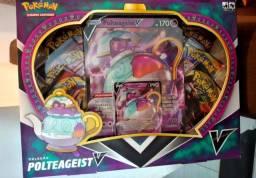 Cartela Pokémon originais