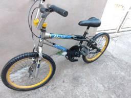 Bicicleta aro 20 croszinha