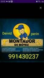 Título do anúncio: Olá sou Deivid Perin montador profissional aceito PIX
