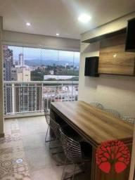Título do anúncio: Apartamento com 2 dormitórios para alugar Mobiliado , 72 m² por R$ /mês - Jardim Ana Maria
