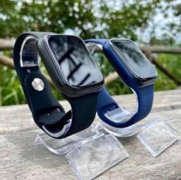 Título do anúncio: Smartwatch IWO HW16 Series 6 Tela Infinita 44mm Original Android/IOS