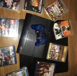 Vendo PS3 700$