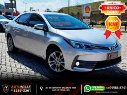 16mil Km Rodados*Garantia de Fábrica*Corolla 2.0 XEI*Câmbio CVT de 7 Marchas* - 2019