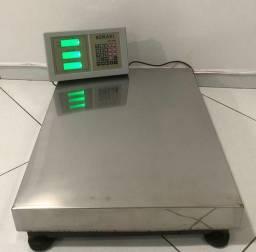 Balança  700 kilos plataforma nova, garantia