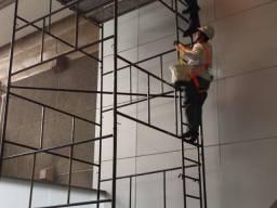 Título do anúncio: Andaimes escoras metalicas melhor preço para construir ou reformar pinturas