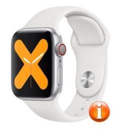 Smart Watch X7 - Black, Banco e Rosê