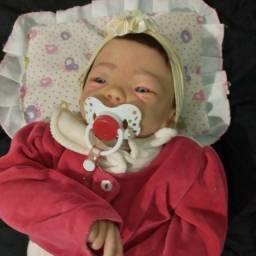 Vende-se bebê reborn oriental