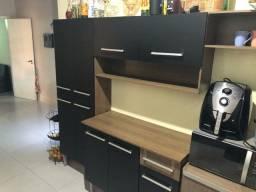 Vendo armario de cozinha semi novo