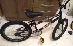 Bicicleta infantil aro 20 do Batman top