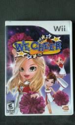 Nintendo Wii - We  Cheer (original)