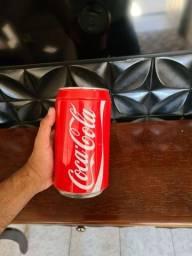 Lata cofre Coca-Cola