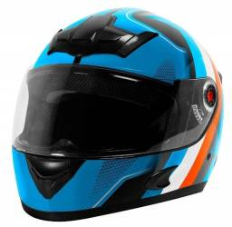 Título do anúncio: Capacete Moto Mixs Mx5 Super Speed Brilhante