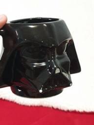 Caneca Star Wars Darth Vader 3D Original Nunca Usada