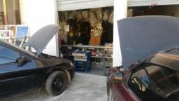 Arrendo ou Passo loja de auto peças com serviços em carburadores e injeção eletrônica