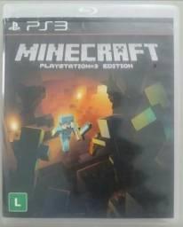 Vendo ou Troco Minecraft PS3