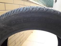 01 pneu Continental medidas 215 - 55 - 18