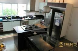 Casa Duplex com 3 suítes _em condomínio fechado _com móveis planejados e Alphaville