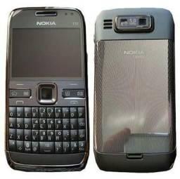 Nokia e72 funciona normalmente inteiro