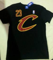 Camisa Cleveland Lebron James, Tamanho M