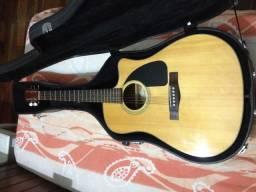 Violão Fender Folk CD60CE Nat