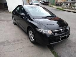 Honda Civic Lxs 1.8 ano 2008 Blindado - 2008