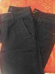 Desapego 2 calças jeans