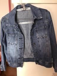 Roupa infantil jeans semi nova
