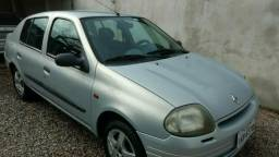 Clio sedan completo 1.6 - 2001