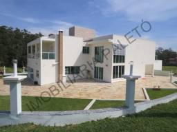 REF 2562 Sobrado 4 suítes, belíssimo acabamento, piscina alvenaria, Imobiliária Paletó