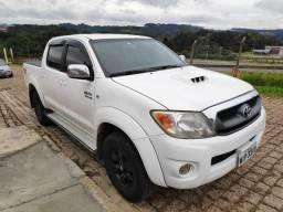 Toyota Hilux 3.0 4x4 diesel 2008 automática - 2008