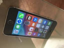 Iphone 5s 16gb com nota aceito cartao