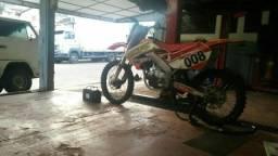 Moto de trilha CR 250 - 1998