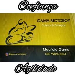 Gama Motoboy Moto-boy