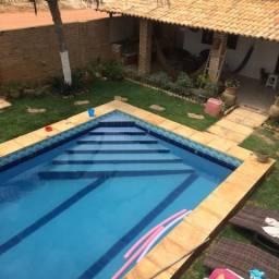 Casa na Praia da Tabuba do morro branco diária a partir de 500 reais