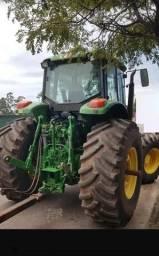Trator Agrícola John Deere 6180 com grade 230.000,00